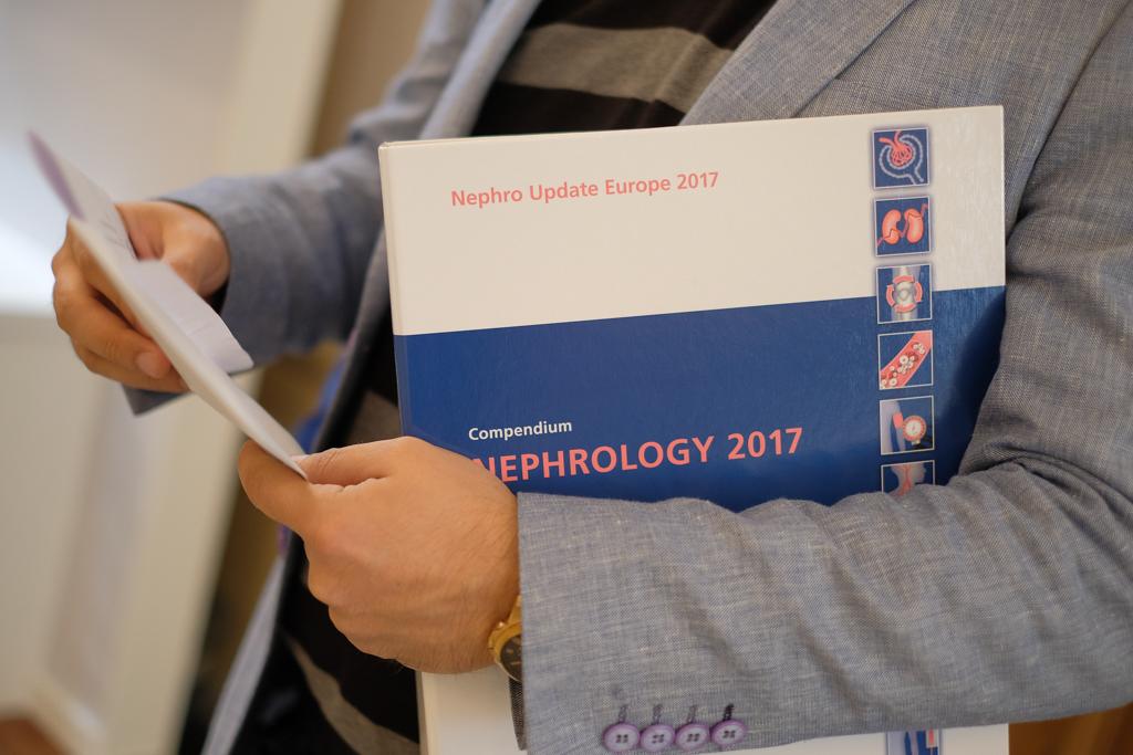 Nephro Update Europe 2019 – Prague, 20 – 21 September, 2019